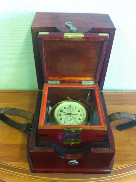 Хронометр морской 6МХ